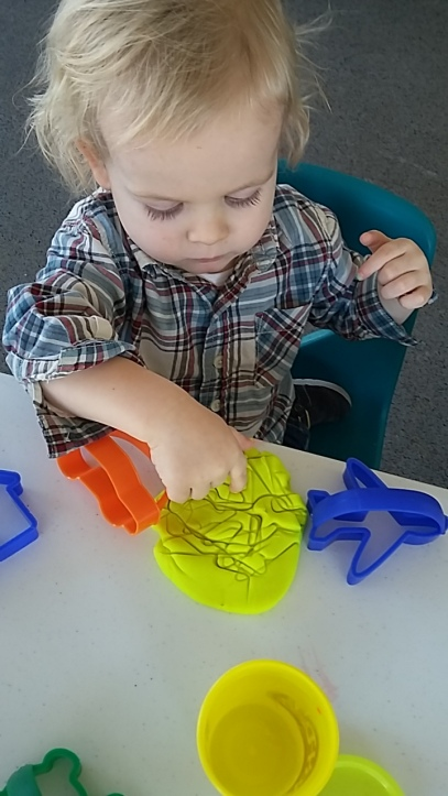 Playdough Station